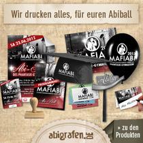 Abiball Produkte