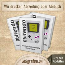 Abizeitung / Abibuch Produkte