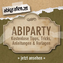 Tipps & Tricks Abiparty