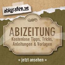 Tipps & Tricks Abizeitung / Abibuch